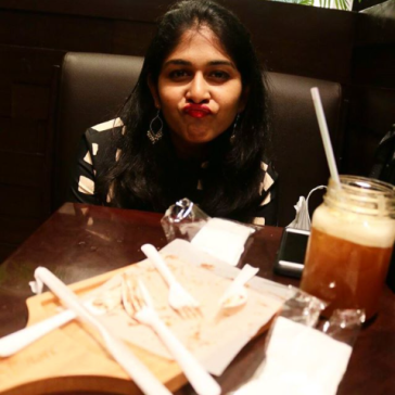 This is my sister/BestFriend Ramya who is also the best travel partner !