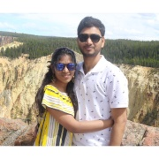 Yellow and White - Grand Canyon YSNP