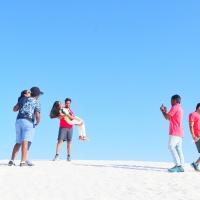 World's largest Gypsum dune field - White Sands National Monument